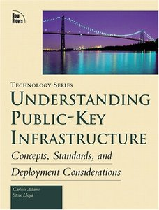Understanding the Public-Key Infrastructure-cover