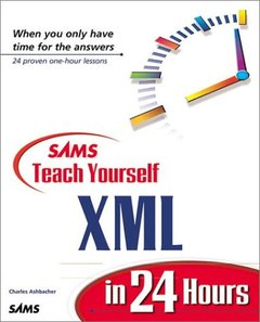 Sams Teach Yourself XML in 24 Hours-cover