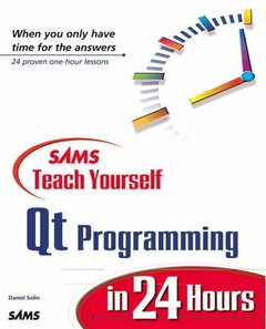 Sams Teach Yourself Qt Programming in 24 Hours-cover