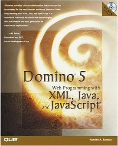 Domino 5 Web Programming with XML, Java, and JavaScript (Paperback)-cover