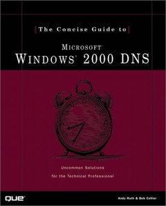 Concise Guide to Windows 2000 DNS-cover