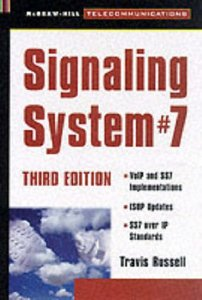 Signaling System #7, 3/e-cover
