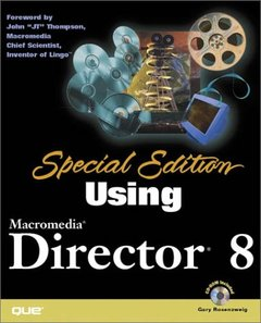 Special Edition: Using Macromedia Director 8-cover