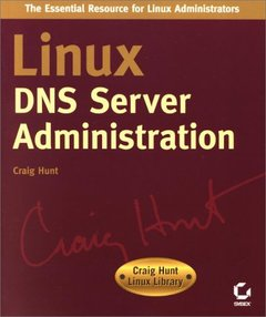 Linux DNS Server Administration-cover