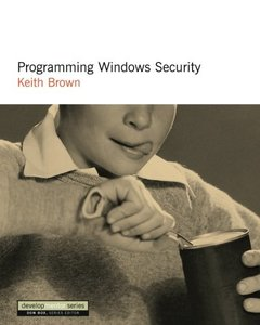 Programming Windows Security (Paperback)-cover