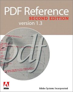 PDF Reference, 2/e Version 1.3 (Paperback)-cover