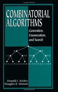 Combinatorial Algorithms: Generation Enumeration, and Search-cover