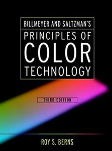 Principles of Color Technology, 3/e (Hardcover)-cover