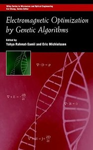 Electromagnetic Optimization by Genetic Algorithms-cover