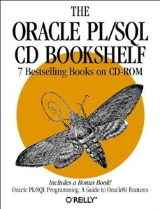 The Oracle PL/SQL Cd Bookshelf: 7 Bestselling Books on Cd-Rom-cover