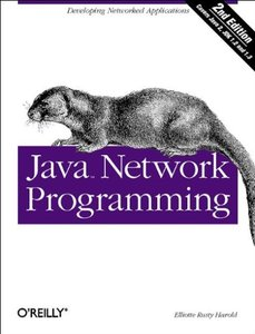 Java Network Programming, 2/e-cover