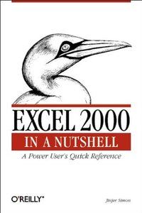 Excel 2000 in a Nutshell-cover