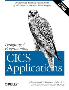 Designing and Programming CICS Applications-cover