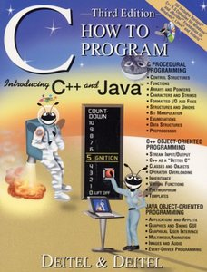 C How to program, 3/e-cover