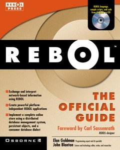 REBOL: The Official Guide-cover