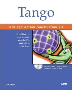Tango Web Application Construction Kit-cover