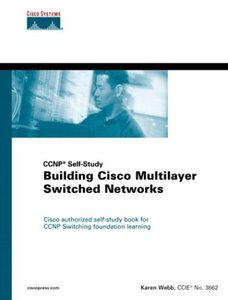 Building Cisco Multilayer Switched Networks-cover