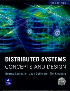 Distributed Systems: Concepts and Design, 3/e-cover