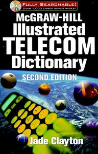 McGraw-Hill Illustrated Telecom Dictionary, 2/e-cover