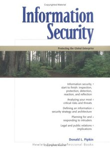 Information Security (Paperback)-cover