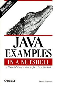 Java Examples in a Nutshell, 2/e-cover