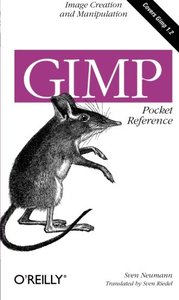 GIMP Pocket Reference-cover
