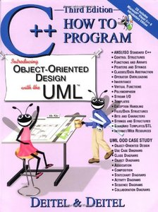 C++ How to Program, 3/e-cover