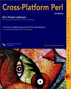 Cross-Platform Perl, 2/e-cover