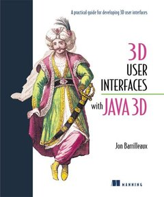3D User Interfaces With Java 3D-cover