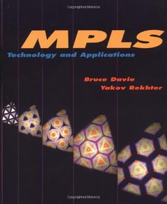 MPLS: Technology and Applications-cover