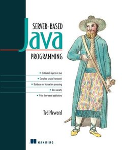 Server-Based Java Programming-cover