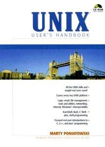 Unix User's Handbook-cover