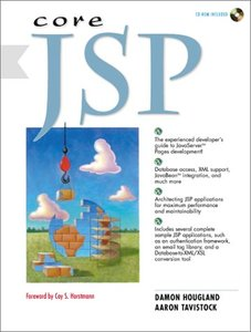 Core JSP (Paperback)-cover