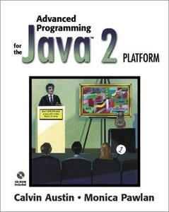 Advanced Programming for the Java 2 Platform-cover