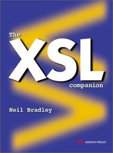 XSL Companion-cover