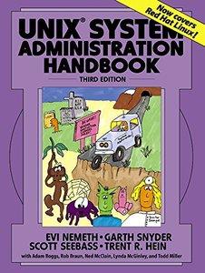 UNIX System Administration Handbook, 3/e (Paperback)-cover