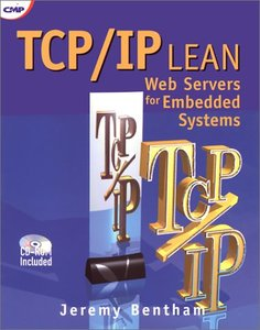TCP/IP Lean: A Web Server for Embedded Systems-cover