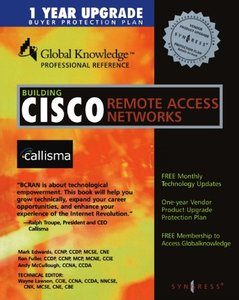 Building Cisco Remote Access Networks-cover