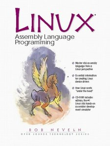 Linux Assembly Language Programming-cover