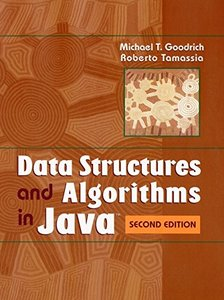 Data Structures and Algorithms in Java, 2/e-cover