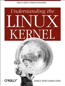 Understanding the Linux Kernel-cover