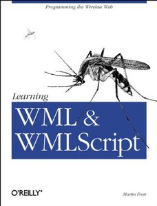 Learning WML& WMLScript (Paperback)-cover