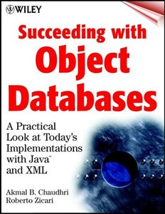 Succeeding with Object Databases: A Practical Look at Today's Implementations wi-cover