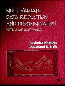 Multivariate Data Reduction and Discrimination with SAS Software-cover