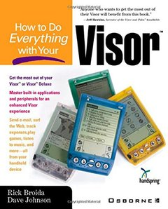 How to do Everything with Visor-cover