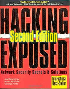 Hacking Exposed: Network Security Secrets and Solutions, 2/e-cover