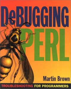 Debugging Perl: Troubleshooting for Programmers-cover