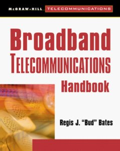 Broadband Telecommunications Handbook-cover