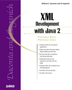 XML Development with Java 2-cover