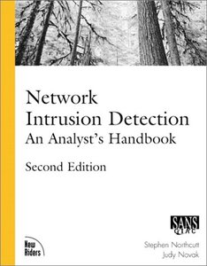 Network Intrusion Detection, 2/e-cover